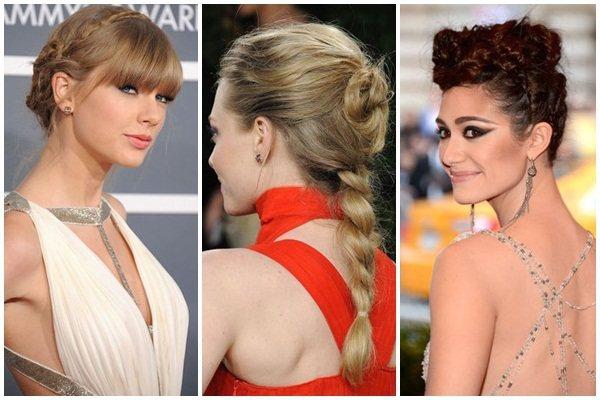 編髮造型一直是髮型界的時尚風向球,而編髮也具有修飾的效果,無論從哪個角度看,都能...