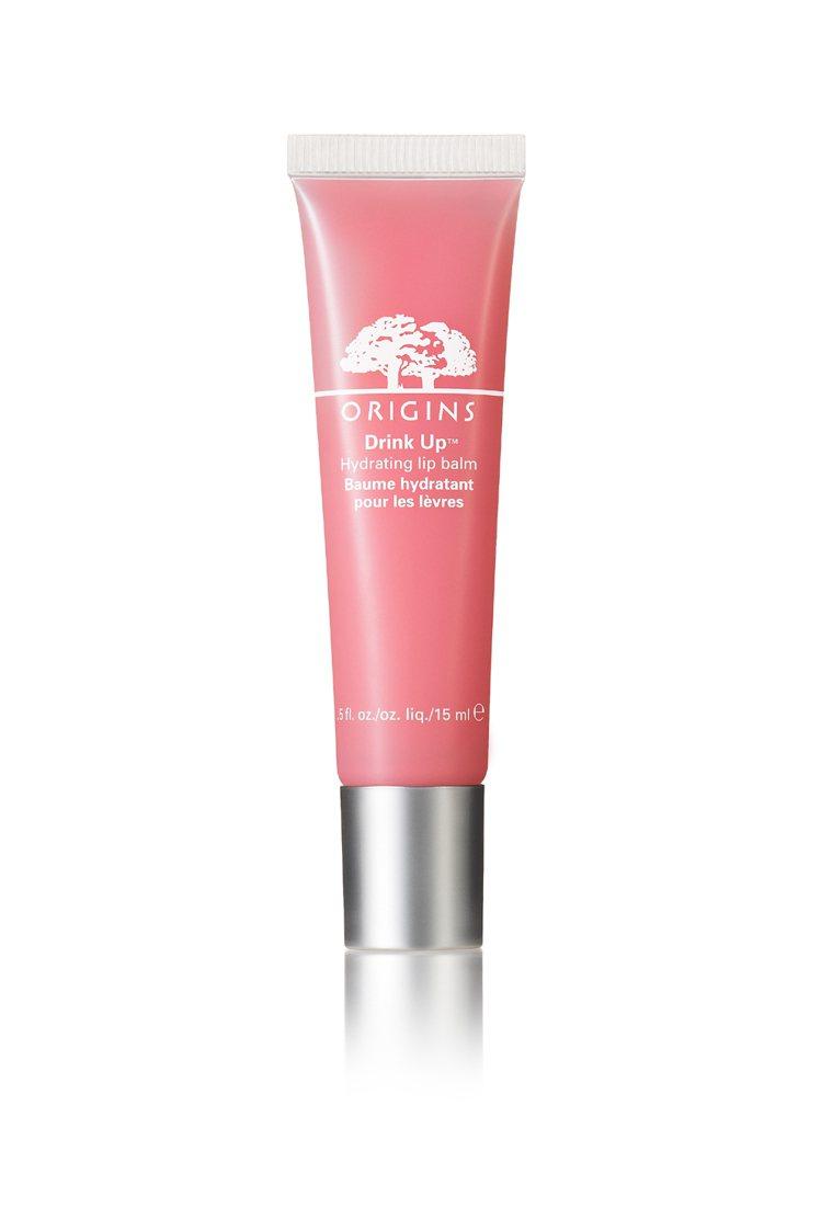 品木宣言一飲而盡保濕潤色護唇蜜,石榴粉 15ml。NT$500。圖/品木宣言提供