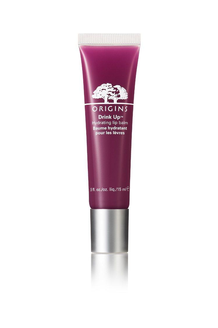 品木宣言一飲而盡保濕潤色護唇蜜,洋李紫 15ml。NT$500。圖/品木宣言提供