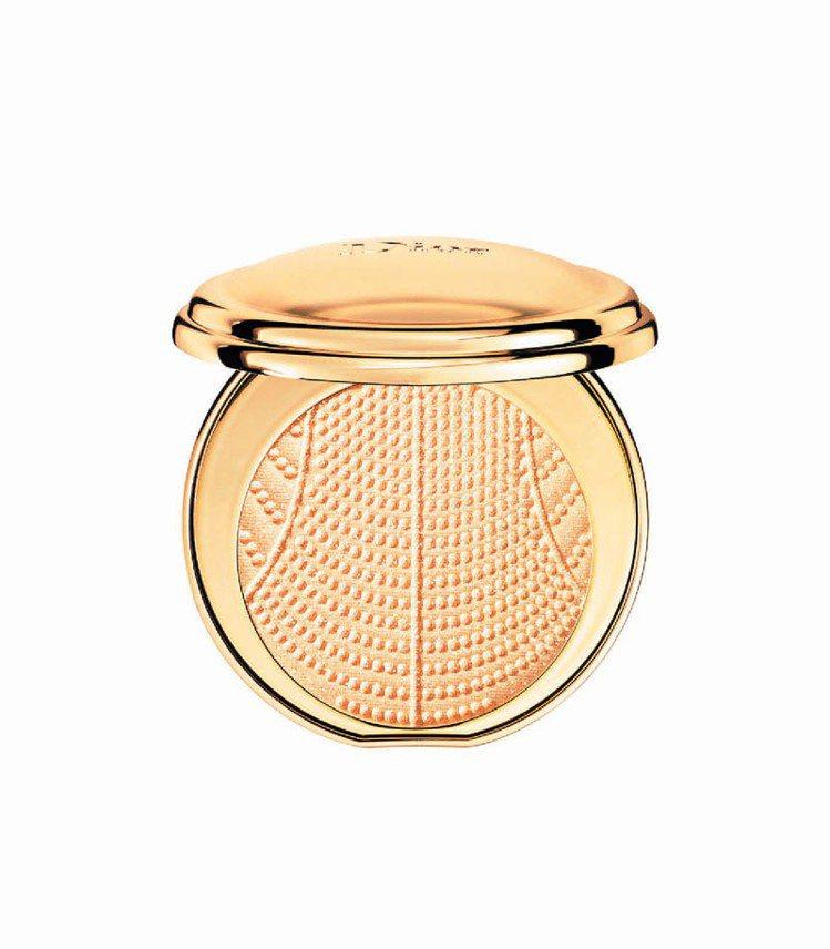 J'adore香氛金燦限量蜜粉2,600元。圖/迪奧提供