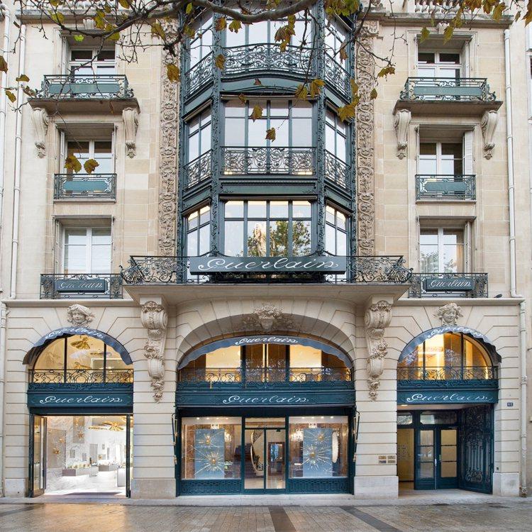 百年精品店-「嬌蘭之家」新開幕,下次來巴黎,香榭麗舍大道68號值得你走一趟。圖/...