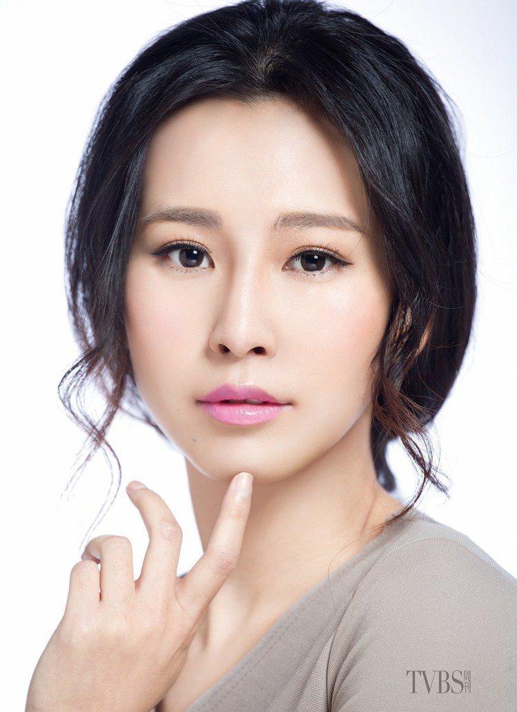 朴信惠眉型流露無辜感。圖/TVBS周刊