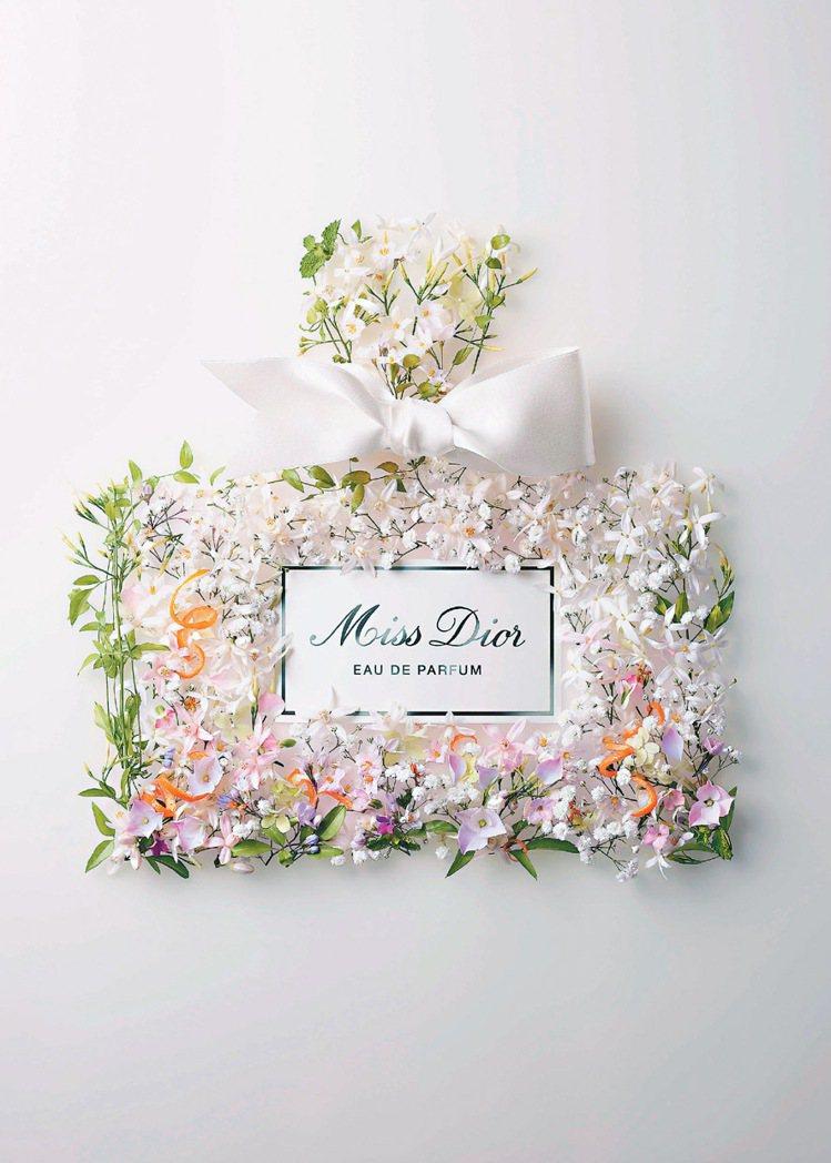 2014年春季,迪奧推出Miss Dior花漾迪奧淡香水,全新的廣告、香氣,搭配...