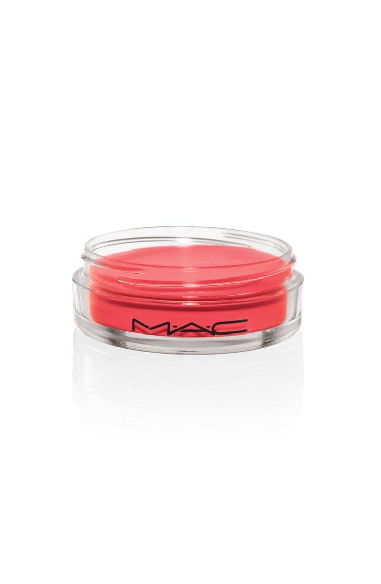 夏妝遊樂園:粉嫩唇頰霜,750元。圖/M.A.C提供