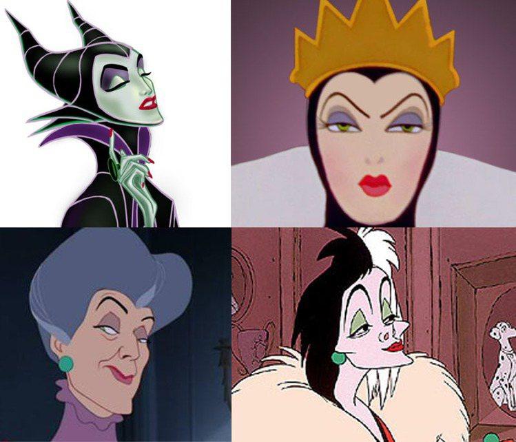 女魔頭風格彩妝,掌握好「冷豔」兩個字基本上是不會出錯的。並以眼、唇妝、指彩為三大...