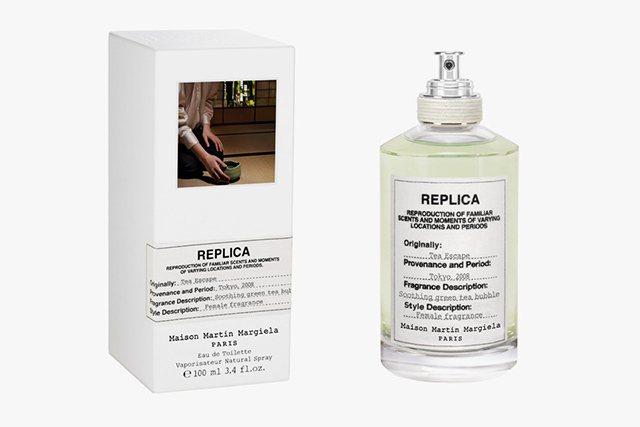 Maison Martin Margiela(MMM)「Replica記憶香水」...