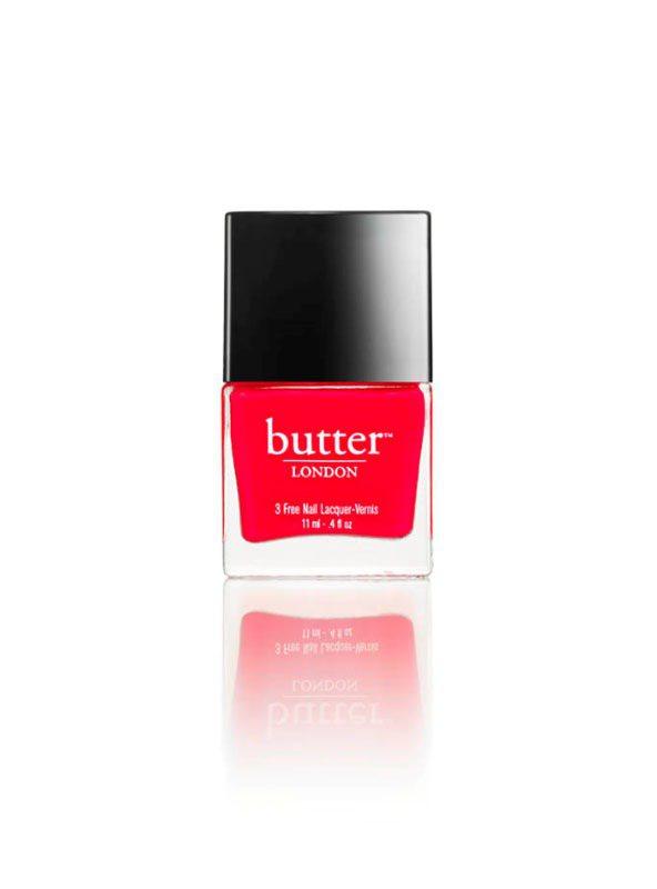 butter LONDON指甲油Ladybird花漾少女、620元。圖/butt...