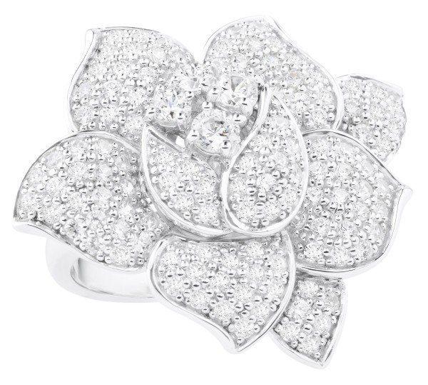 ARTE Flor de la Almendra系列戒指,13,200元。圖/迪...