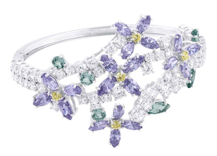 ARTE Lavandar薰衣草系列手環,27,800元。圖/迪生提供