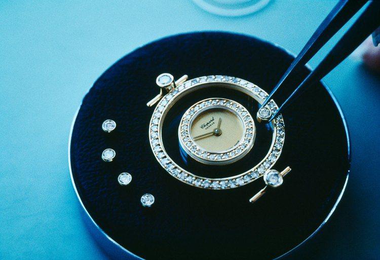 蕭邦在珠寶與腕表領域都有出色表現。圖/迪生提供