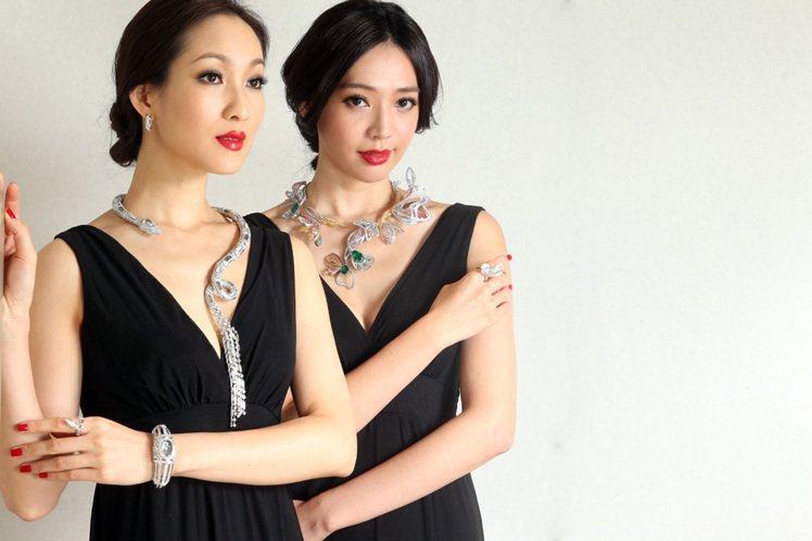 BOUCHERON舉辦 L Artisan du Reve工匠之夢高級珠寶展,邀...