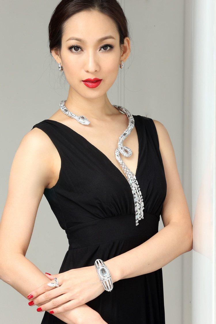 BOUCHERON舉辦 L''Artisan du Reve工匠之夢高級珠寶展。...