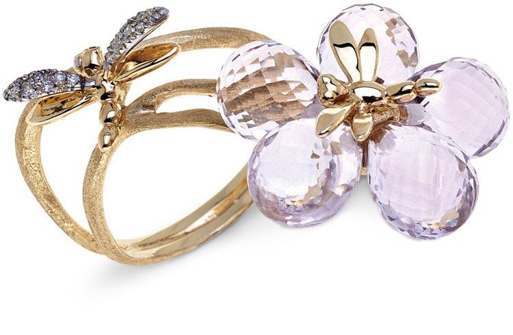 BOCLAMIEN戒指。圖/珠寶之星