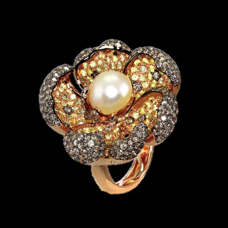 香港Aspires Design Mvee系列戒指。圖/珠寶之星