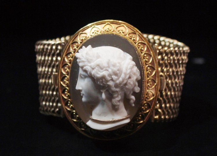 德國古董珠寶Global Gems。圖/珠寶之星