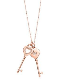 Tiffany Keys夢幻鑰匙 打造優雅章子怡