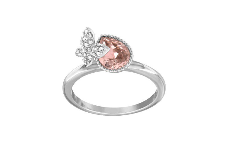 Cinderella 戒指,3,990元。圖/施華洛世奇提供
