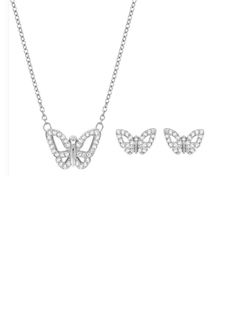 Cinderella Butterfly 套裝,4,990元。圖/施華洛世奇提供