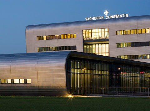 江詩丹頓位於日內瓦 Plan-les-Ouates 的總部大樓,出自瑞士出生的法...