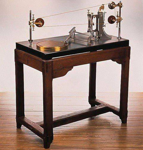 江詩丹頓於1839年創造出知名的比例繪圖儀,此儀器有助於把主要鐘表零件的製作過程...