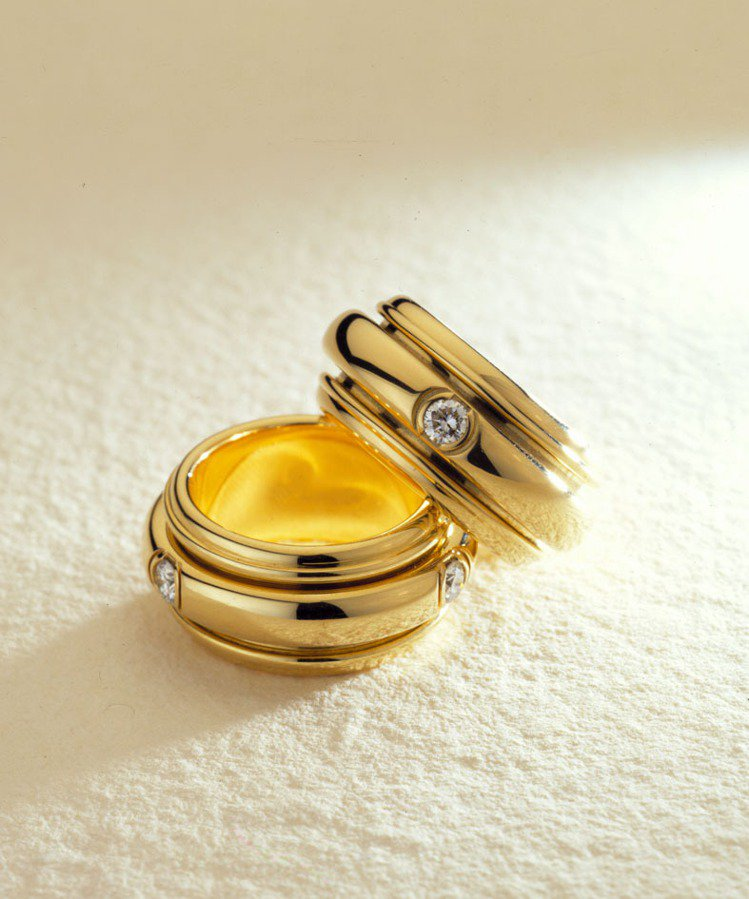 Possession珠寶廣受歡迎。圖/伯爵提供