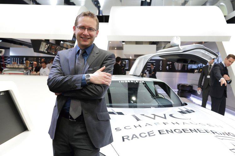IWC 初級產品經理MartinRohrbach表示,IWC工程師系列今年最...