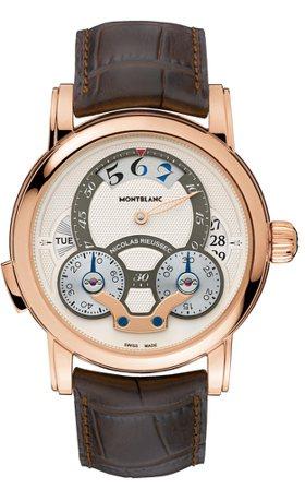 錶盤窺見時間輪廓 萬寶龍錶廠採訪