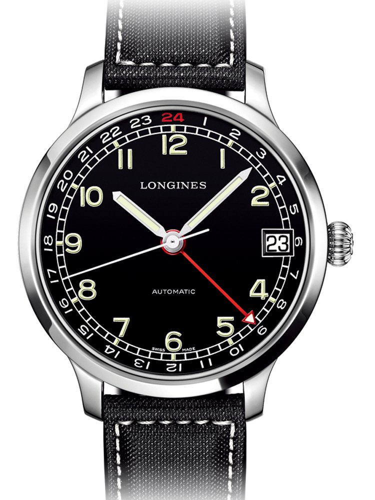 The Longines Heritage Military1938 – 2...