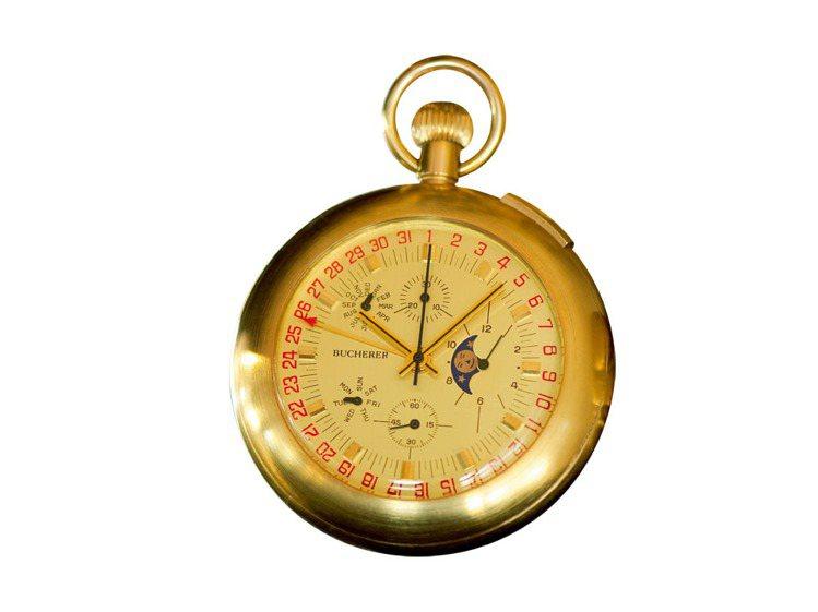 1988年,寶齊萊推出一枚以品牌創立當年所推出的懷錶為靈感來源的懷錶作品,以慶誌...