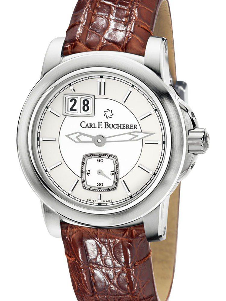 Calendar 週曆腕錶,CFBA1004自動上鍊機芯/18 K 玫瑰金材質/...