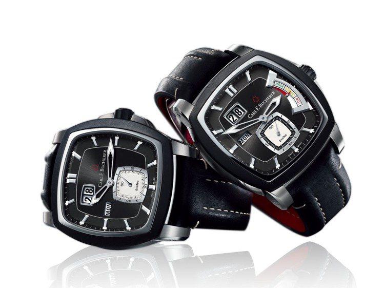 EvoTec PowerReserve動力儲存腕錶,CFB A1002自動上鍊機...