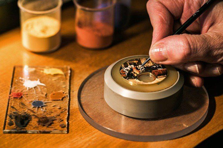 此次積家錶180周年展,特別把瑞士汝山谷積家表原廠博物館收藏的8只經典高級複雜錶...