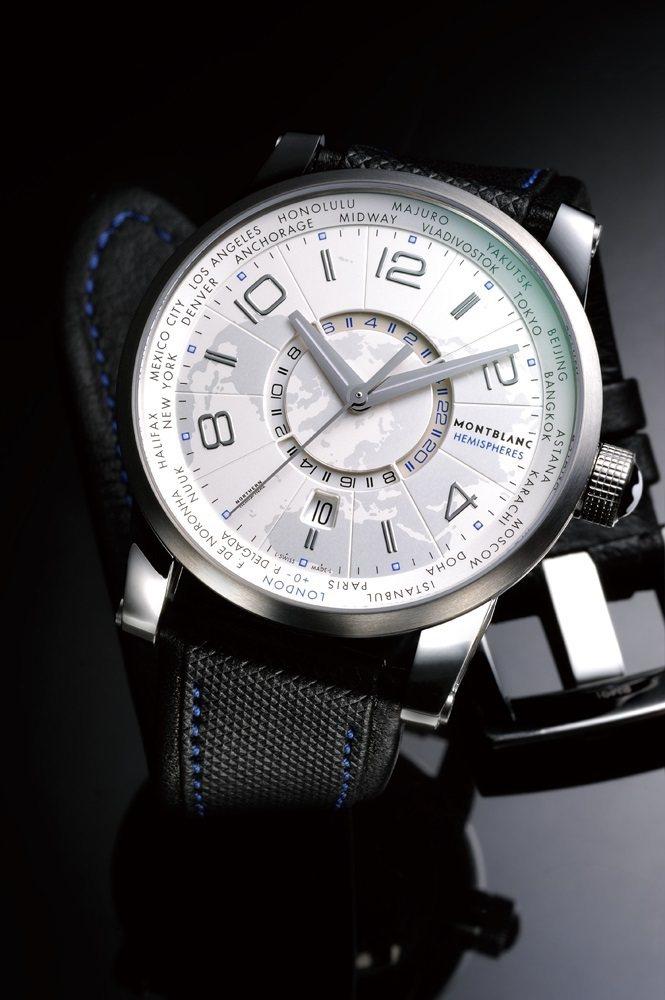 TimeWalker World-Time Hemispheres(北半球版)...