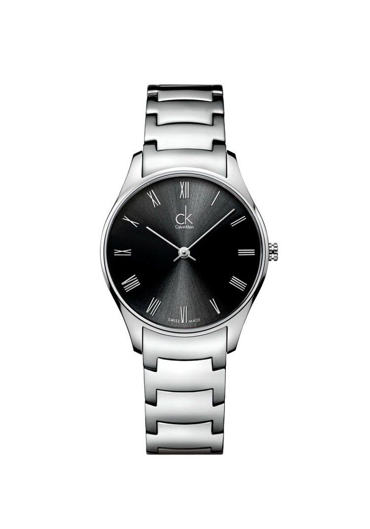 ck classic系列男腕表,建議售價均為6100元。圖/Calvin Kle...