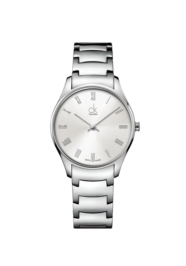 ck classic系列女腕表,建議售價均為6100元。圖/Calvin Kle...
