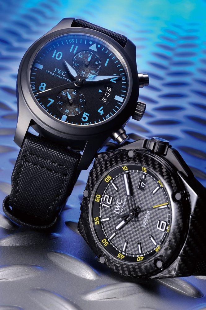 TOP GUN海軍空戰部隊計時腕錶專賣店特別版89365自動上鍊機芯∕ 陶瓷...