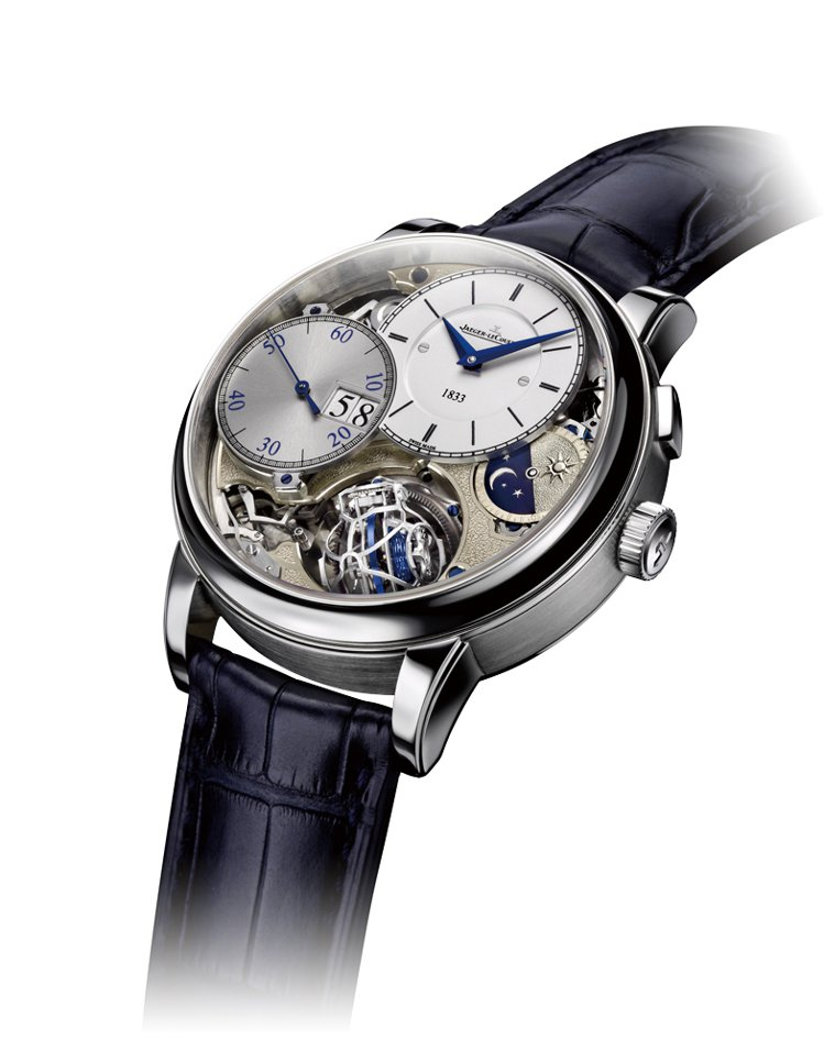 Master Grande Tradition Gyrotourbillon 3...