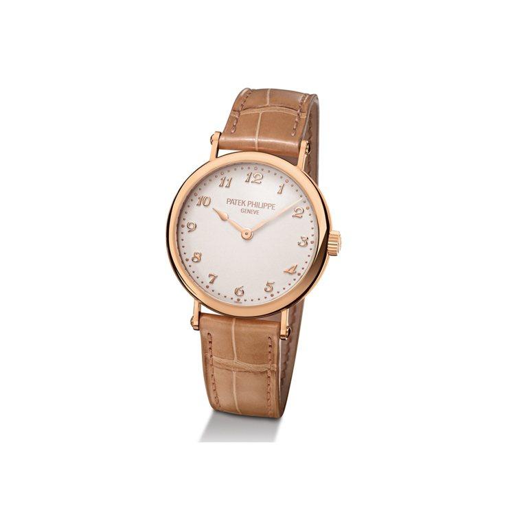 百達翡麗2013年錶款,帶來全新八日動力腕錶、男女軍官式時計,以及Calatra...