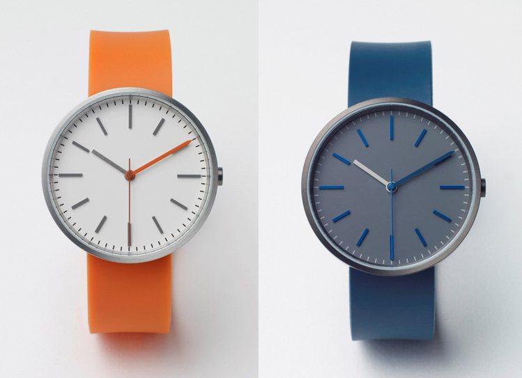 Uniform Wares 104系列手錶-橘,8,000元;Uniform W...
