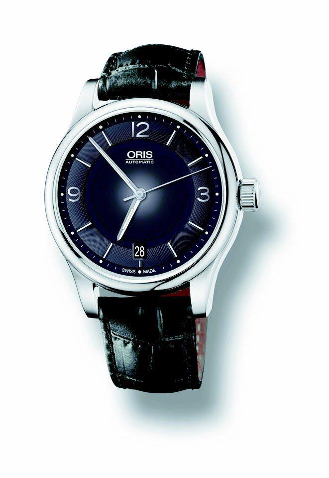 ORIS文化系列經典腕表,29,000元。圖/ORIS提供