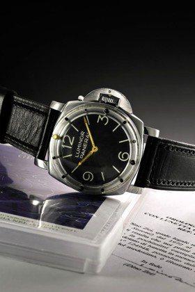 沛納海、百達翡麗腕表 拍賣創天價