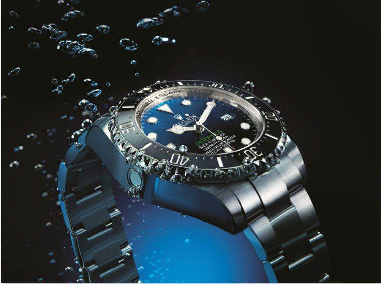 勞力士推出 Rolex Deepsea 腕表向詹姆斯柯麥隆的馬里亞納海溝探險歷程...