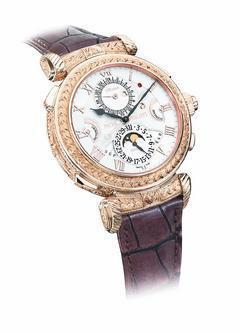 百達翡麗慶祝175周年,推出Grandmaster Chime大師弦音腕表,具備...