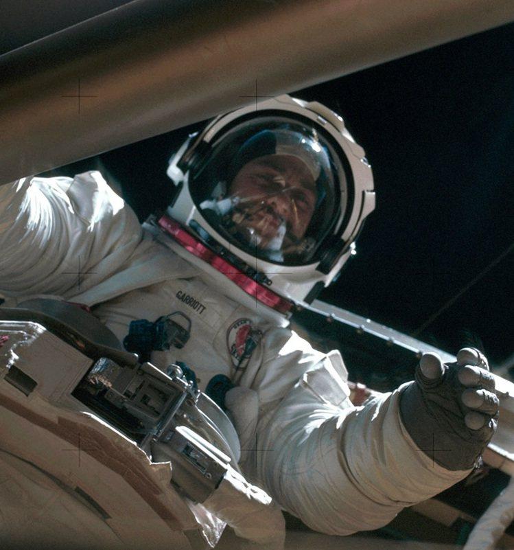 在太空環境中,具備防磁、抗震的腕表是相當重要的配備。圖/BALL Watch提供