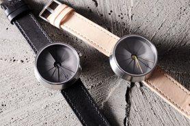 台灣設計品牌「水泥腕錶」 開箱試玩!