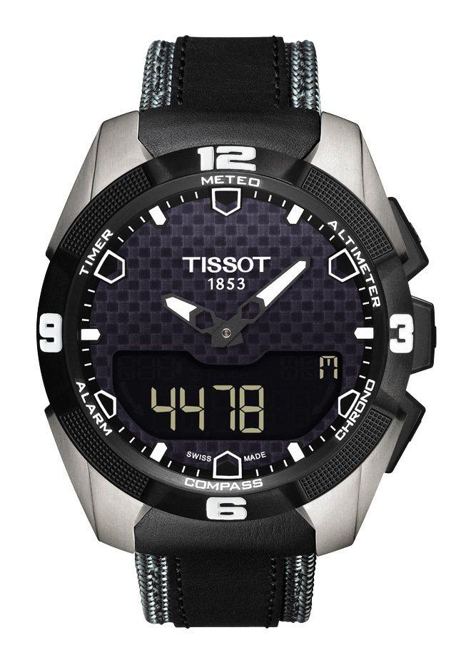 天梭表TISSOT T-Touch Expert Solar太陽能觸控腕表,32...