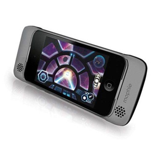 iPhone橫式握把Mophie Pulse。 圖/一窩蜂15Fun提供