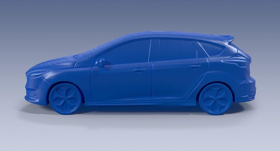 Focus ST性能鋼砲導入渦輪超增壓技術,可於引擎轉速3,000~4,500r...