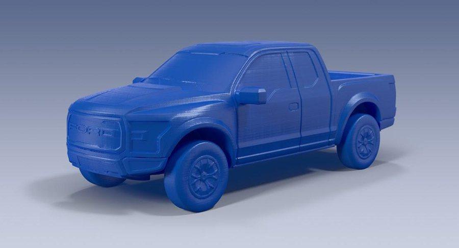 Ford貨卡一直深受北美市場消費者的喜愛。 Ford