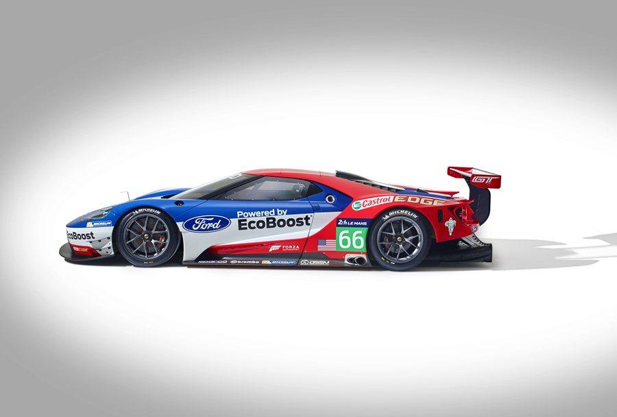 福特表示,到2020年將一共推出12台全新的性能化車款,並且也將在不同賽道上競技...